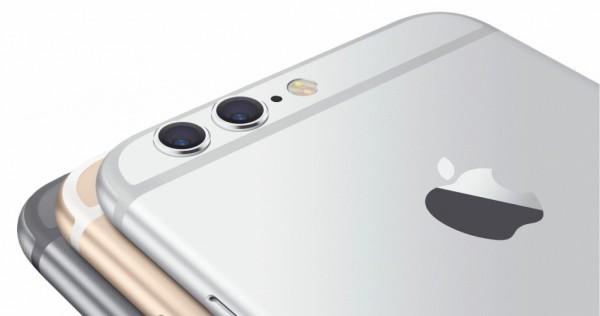 Iphone double capteur