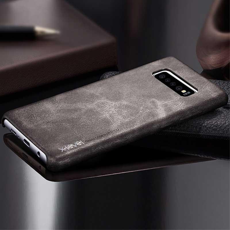 Coque de téléphone en cuir